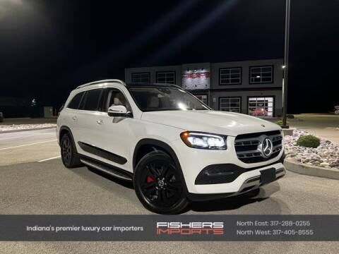 2020 Mercedes-Benz GLS for sale at Fishers Imports in Fishers IN