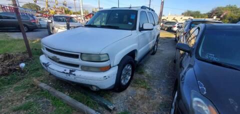 2004 Chevrolet Tahoe for sale at C.J. AUTO SALES llc. in San Antonio TX