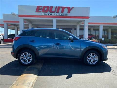 2019 Mazda CX-3 for sale at EQUITY AUTO CENTER in Phoenix AZ