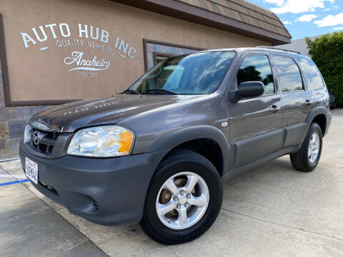2006 Mazda Tribute for sale at Auto Hub, Inc. in Anaheim CA