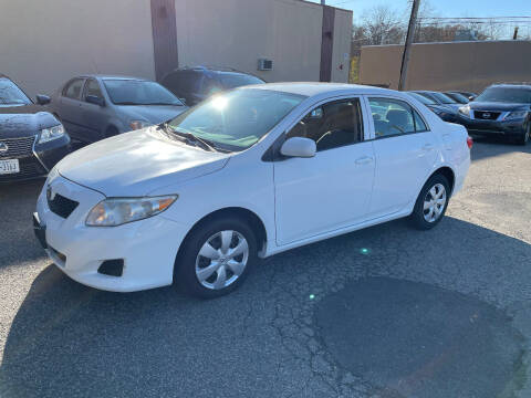 2010 Toyota Corolla for sale at Matrone and Son Auto in Tallman NY