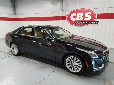 2015 Cadillac CTS for sale at CBS Quality Cars in Durham NC