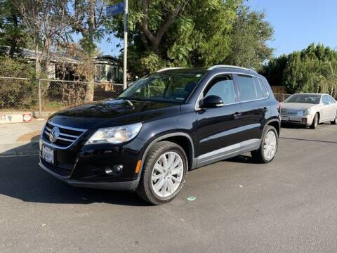 2011 Volkswagen Tiguan for sale at Hunter's Auto Inc in North Hollywood CA