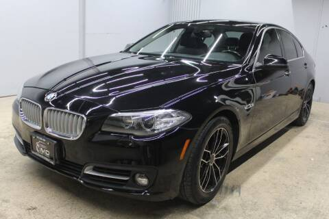 2015 BMW 5 Series for sale at Flash Auto Sales in Garland TX