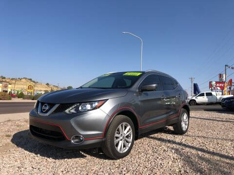 2017 Nissan Rogue Sport for sale at 1st Quality Motors LLC in Gallup NM