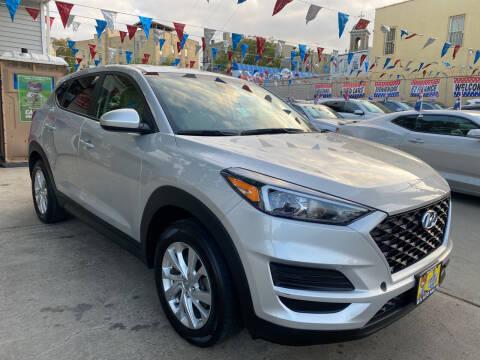 2019 Hyundai Tucson for sale at Elite Automall Inc in Ridgewood NY