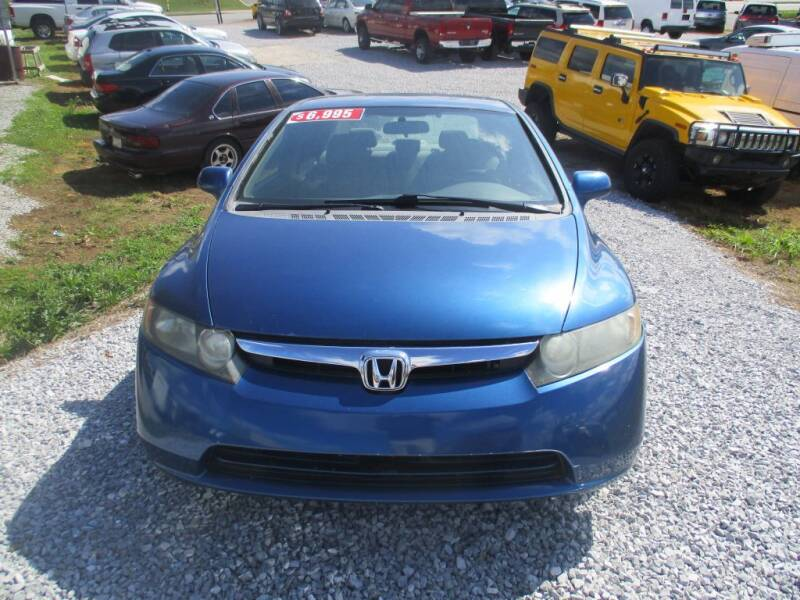 2008 Honda Civic for sale at Z Motors in Chattanooga TN
