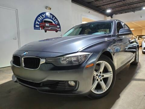 2013 BMW 3 Series for sale at Italy Blue Auto Sales llc in Miami FL