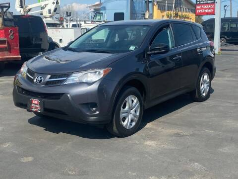2015 Toyota RAV4 for sale at KAP Auto Sales in Morrisville PA