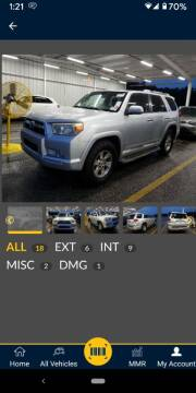 2011 Toyota 4Runner for sale at Kidron Kars INC in Orrville OH