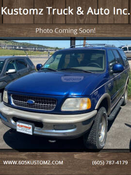 1997 Ford Expedition for sale at Kustomz Truck & Auto Inc. in Rapid City SD