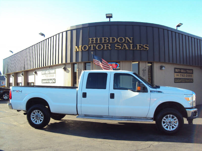 2014 Ford F-350 Super Duty for sale at Hibdon Motor Sales in Clinton Township MI