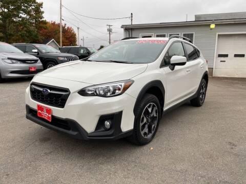 2019 Subaru Crosstrek for sale at AutoMile Motors in Saco ME