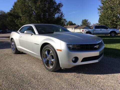 2010 Chevrolet Camaro for sale at Yoder's Auto Connection LTD in Gambier OH