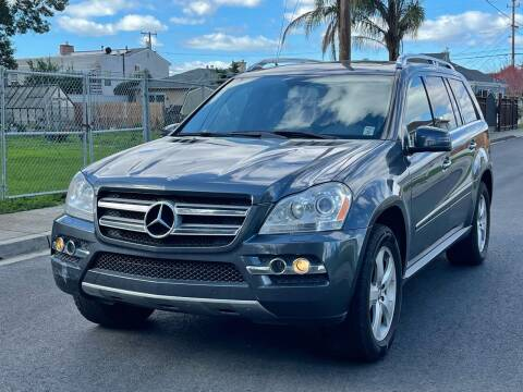 2011 Mercedes-Benz GL-Class for sale at ZaZa Motors in San Leandro CA