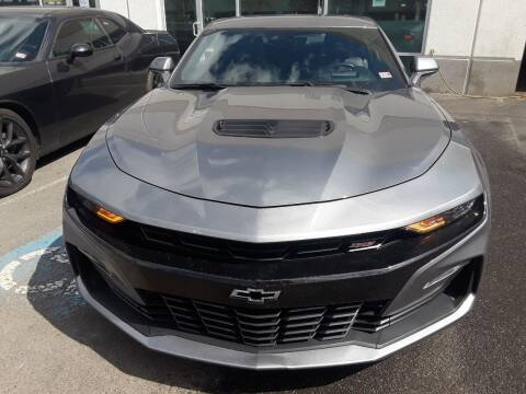 2019 Chevrolet Camaro for sale at M & M Auto Brokers in Chantilly VA