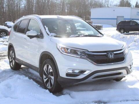 2015 Honda CR-V for sale at Street Track n Trail - Vehicles in Conneaut Lake PA