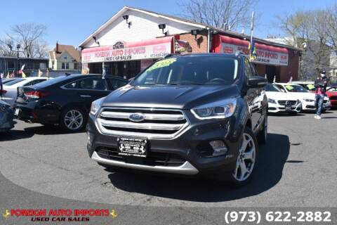 2018 Ford Escape for sale at www.onlycarsnj.net in Irvington NJ