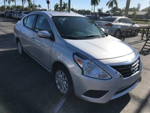 2018 Nissan Versa for sale at Denny's Auto Sales in Fort Myers FL