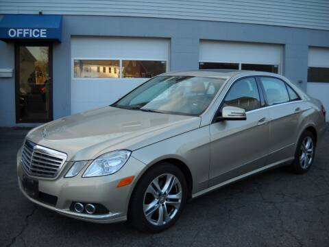2010 Mercedes-Benz E-Class for sale at Best Wheels Imports in Johnston RI