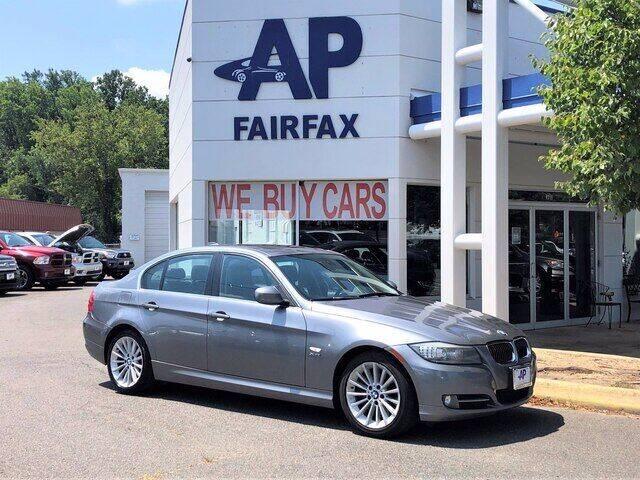 2011 BMW 3 Series for sale at AP Fairfax in Fairfax VA
