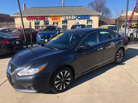 2017 Nissan Altima for sale at DYNAMIC CARS in Baltimore MD