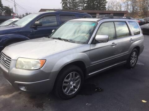 2006 Subaru Forester for sale at GMG AUTO SALES in Scranton PA