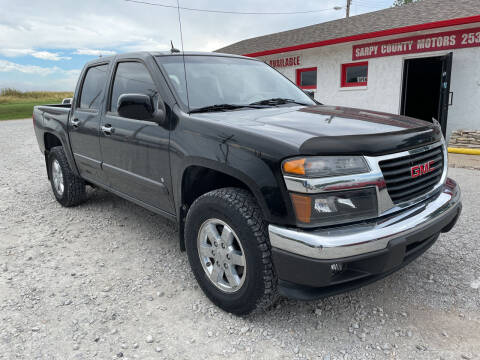 2009 GMC Canyon for sale at Sarpy County Motors in Springfield NE