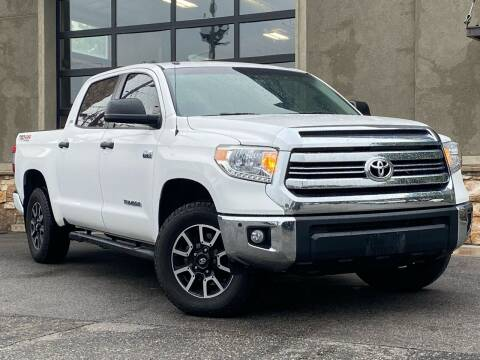 2017 Toyota Tundra for sale at Unlimited Auto Sales in Salt Lake City UT