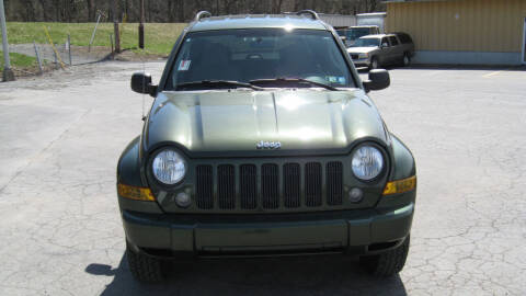 2007 Jeep Liberty for sale at SHIRN'S in Williamsport PA