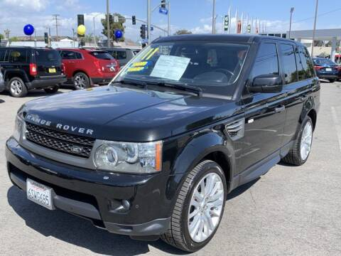 2011 Land Rover Range Rover Sport for sale at Best Car Sales in South Gate CA