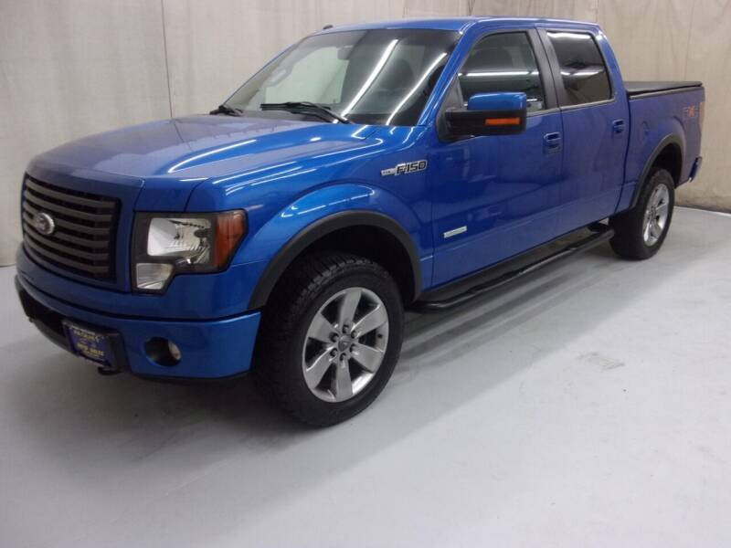 2011 Ford F-150 for sale at Paquet Auto Sales in Madison OH