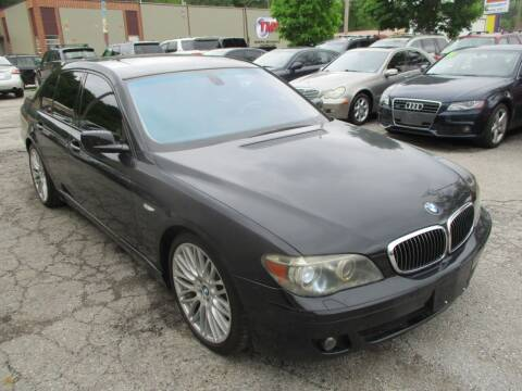 2008 BMW 7 Series for sale at Ideal Auto in Kansas City KS