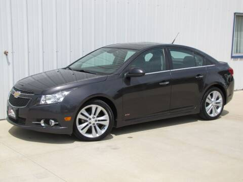 2014 Chevrolet Cruze for sale at Lyman Auto in Griswold IA