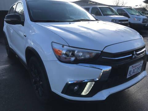 2018 Mitsubishi Outlander Sport for sale at AutoDistributors Inc in Fulton CA