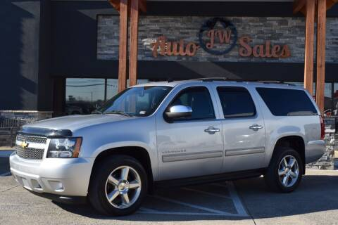 2014 Chevrolet Suburban for sale at JW Auto Sales LLC in Harrisonburg VA