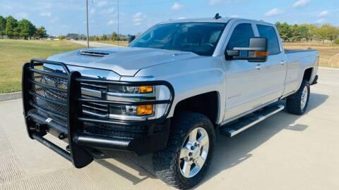2018 Chevrolet Silverado 2500HD for sale at The Truck Shop in Okemah OK
