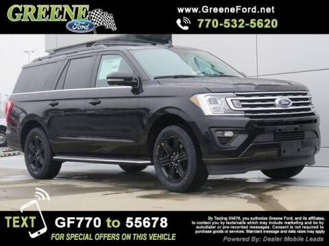 2021 Ford Expedition MAX for sale at NMI in Atlanta GA
