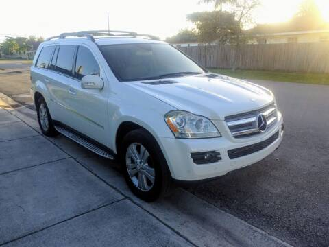 2008 Mercedes-Benz GL-Class for sale at Easy Finance Motors in West Park FL