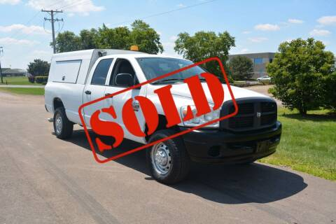 2008 Dodge Ram 3500 Pickup Truck for sale at Signature Truck Center - Other in Crystal Lake IL