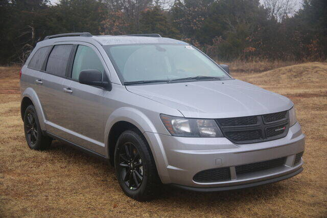 2020 Dodge Journey for sale at Vance Fleet Services in Guthrie OK