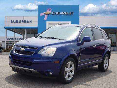 2013 Chevrolet Captiva Sport for sale at Suburban Chevrolet of Ann Arbor in Ann Arbor MI