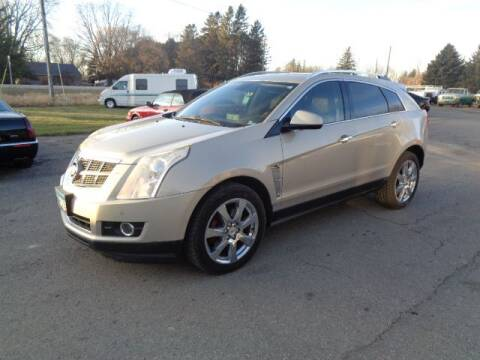 2010 Cadillac SRX for sale at COUNTRYSIDE AUTO INC in Austin MN
