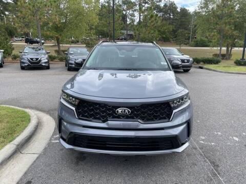 2021 Kia Sorento for sale at PHIL SMITH AUTOMOTIVE GROUP - Pinehurst Nissan Kia in Southern Pines NC