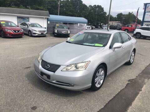 2007 Lexus ES 350 for sale at U FIRST AUTO SALES LLC in East Wareham MA