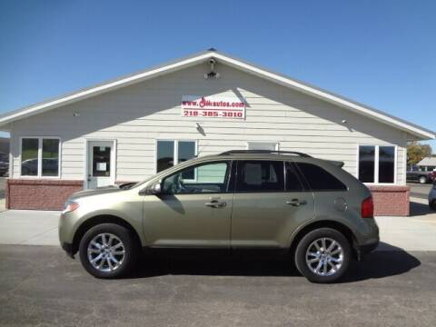 2012 Ford Edge for sale at GIBB'S 10 SALES LLC in New York Mills MN