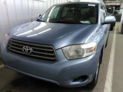 2010 Toyota Highlander for sale at Cj king of car loans/JJ's Best Auto Sales in Troy MI