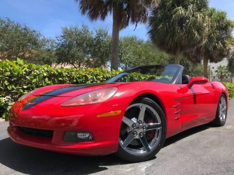 2007 Chevrolet Corvette for sale at DS Motors in Boca Raton FL