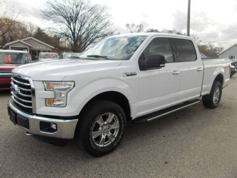 2016 Ford F-150 for sale at Jenison Auto Sales in Jenison MI