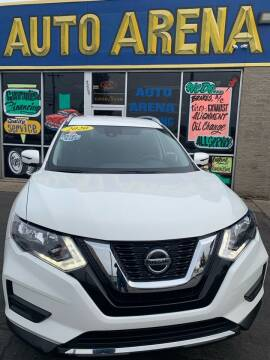 2020 Nissan Rogue for sale at Auto Arena in Fairfield OH